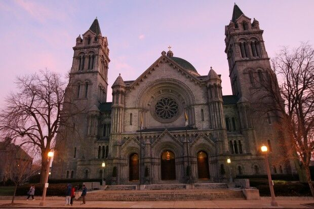 Cathedral Basilica in St. Louis