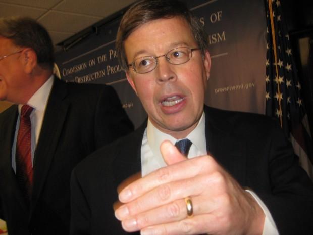 Former Missouri Sen. Jim Talent photographed in Washington in 2010.