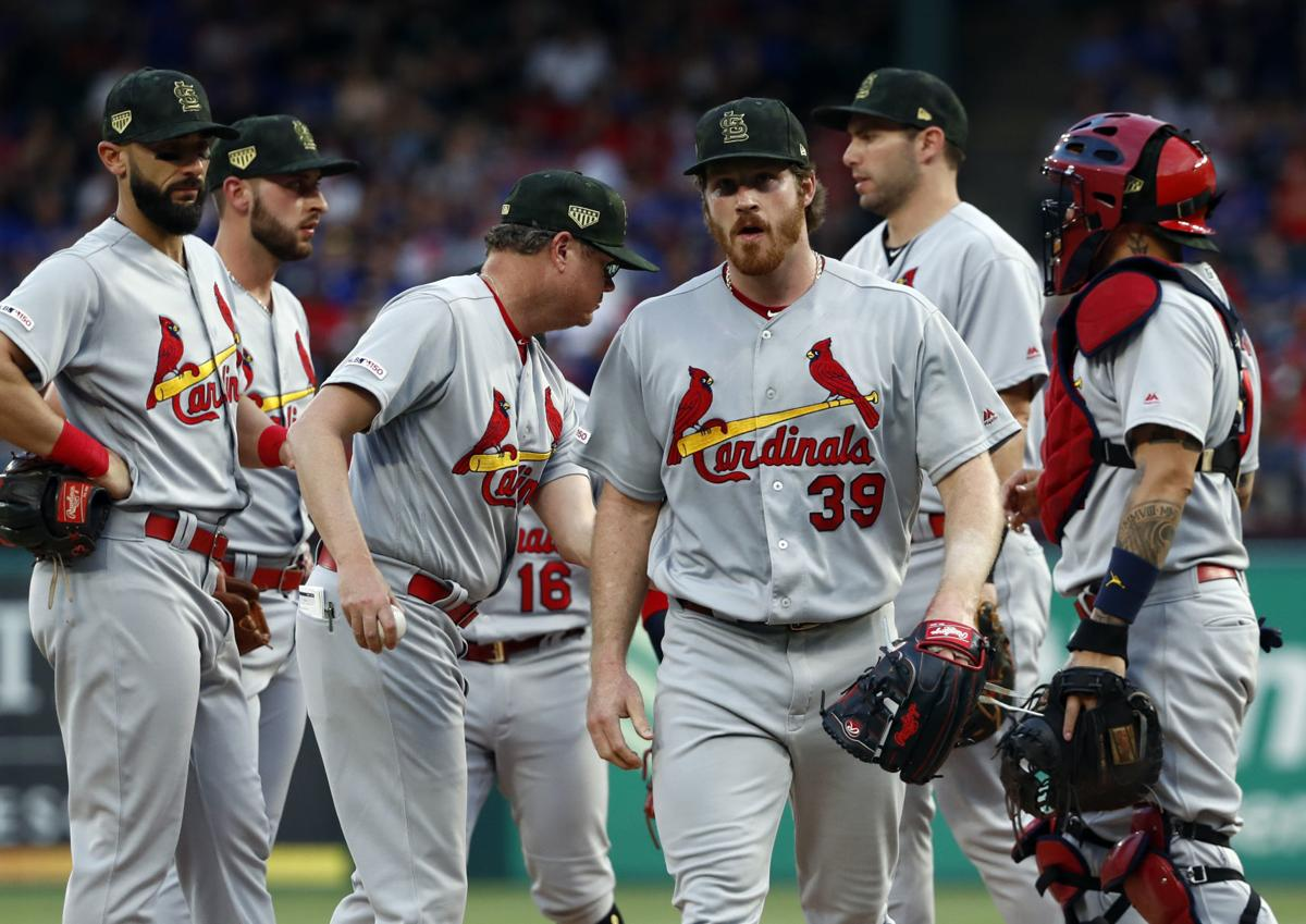 Mikolas blasted as Cardinals tumble to 3-12 in last 15 games