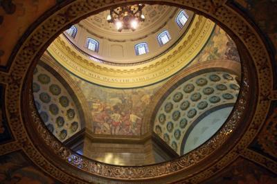 Missouri Capitol rotunda