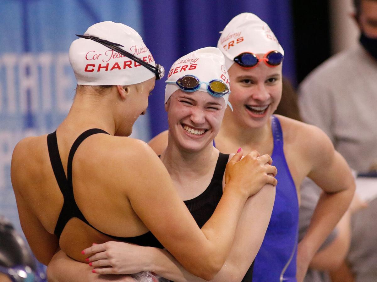 State Class 1 Girls Swimming