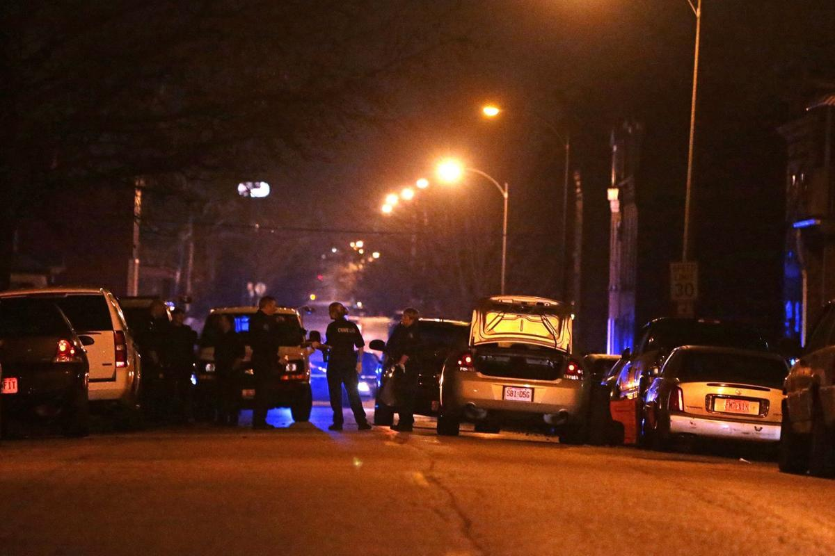 Officer involved shooting on California Avenue