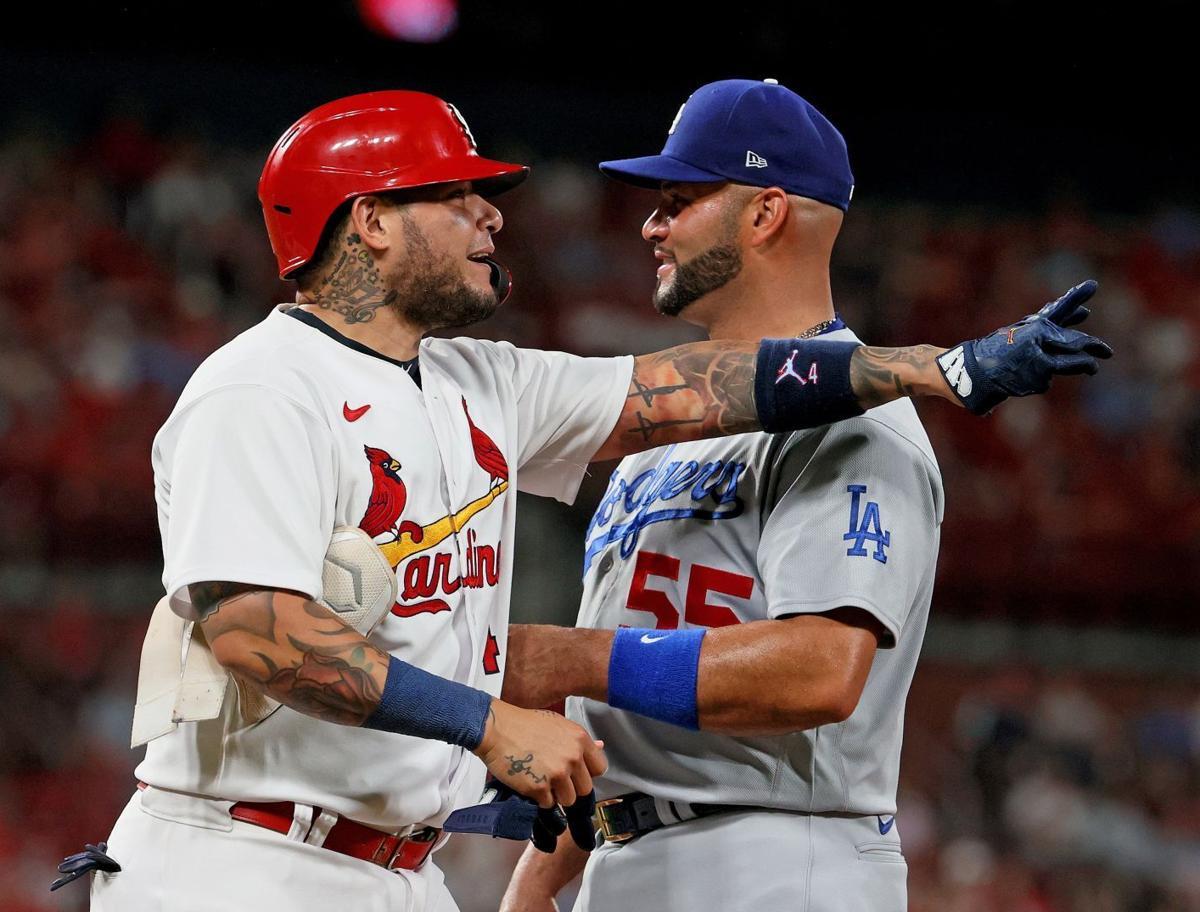 Cardinals host Dodgers