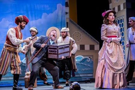 'Italiana in Algeri,' Winter Opera St. Louis 2019