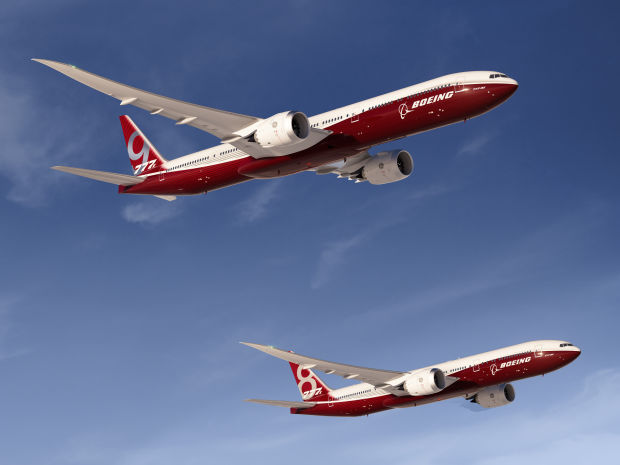 Bidding on Boeing