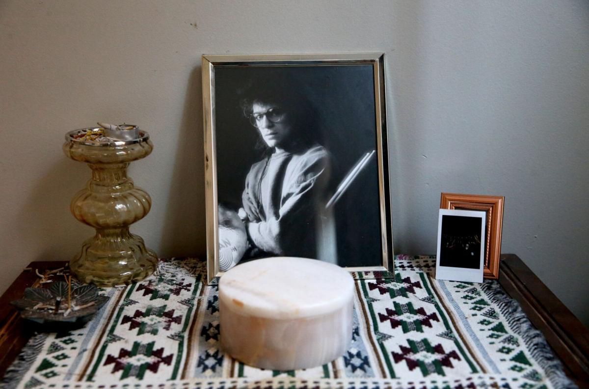 At home with musical artist Tonina Saputo