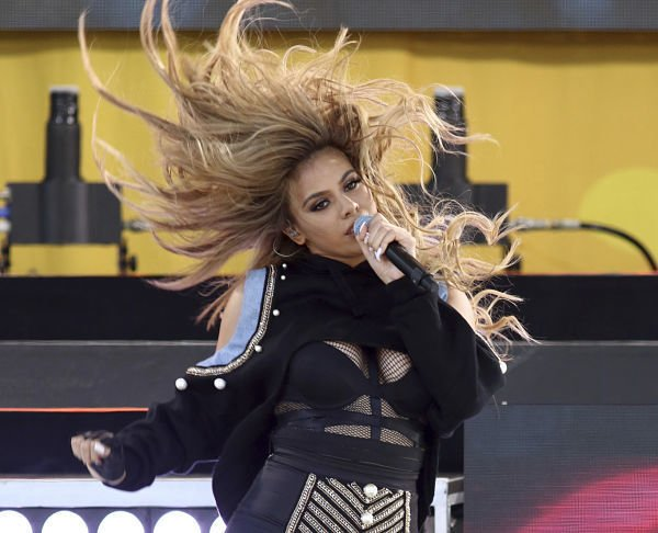 Fifth Harmony Perform on ABC's Good Morning America
