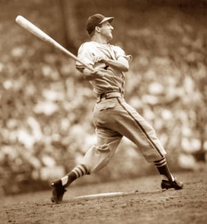 Stan Musial at 90