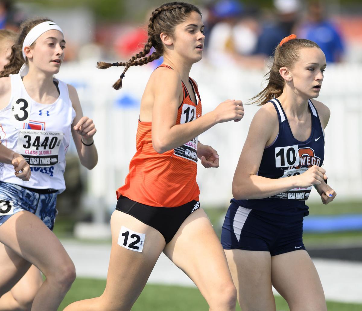 IHSA Girls State Track