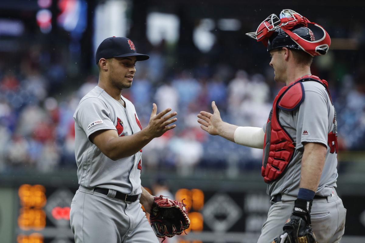 Cardinals Phillies Baseball