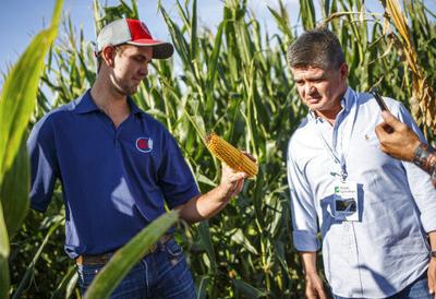 EXCHANGE: Grain tour shows off latest agriculture technology