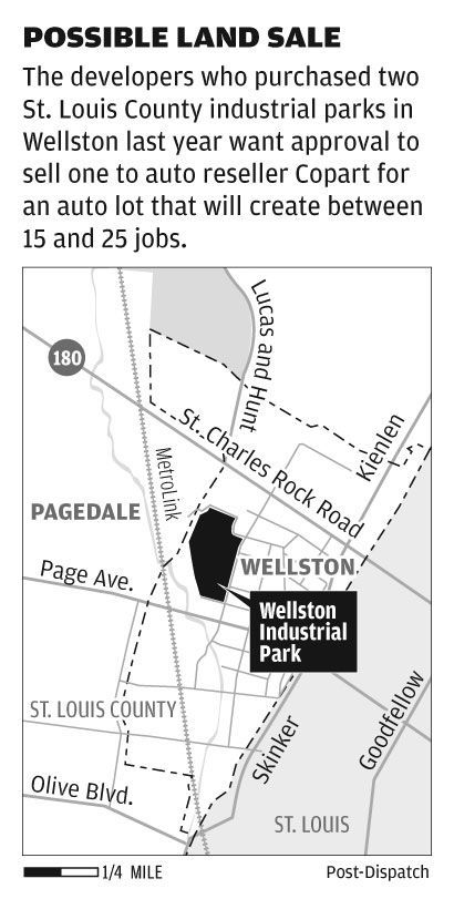 Wellston Industrial Park