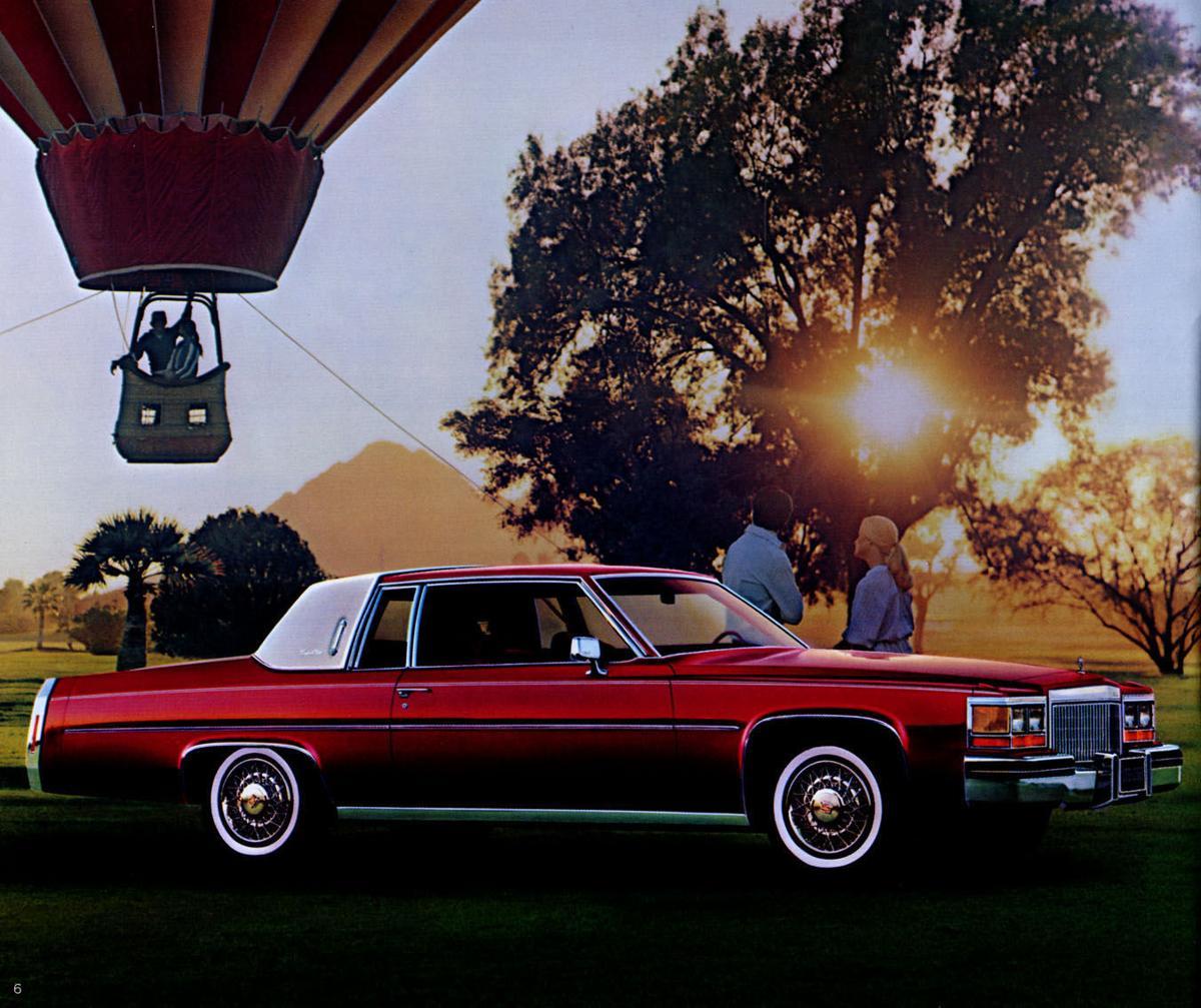 The 1980 Cadillac Was Part Of The Fifth Generation Of De Villes Automotive Stltoday Com