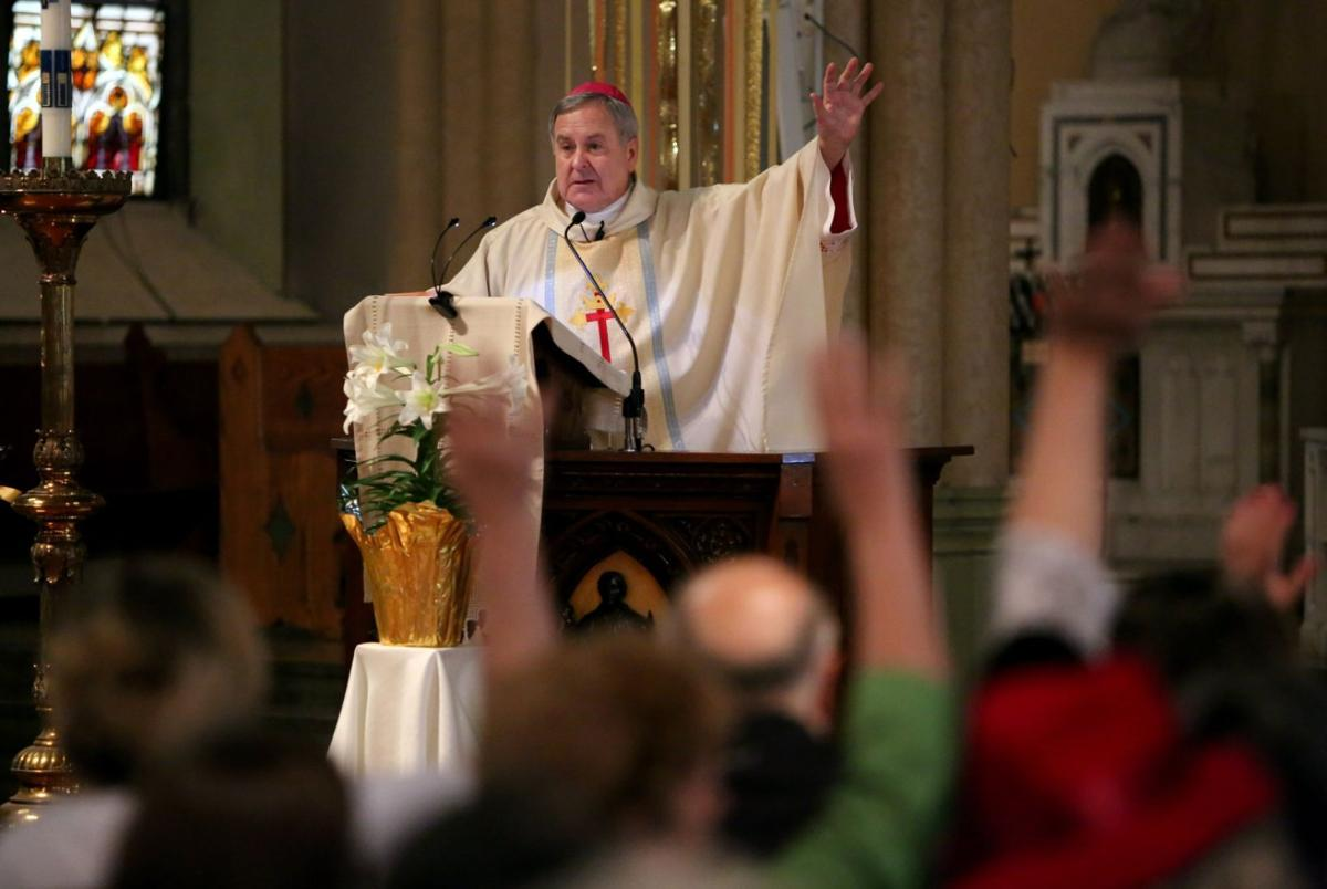 Archbishop Robert J. Carlson (2009 to 2020)