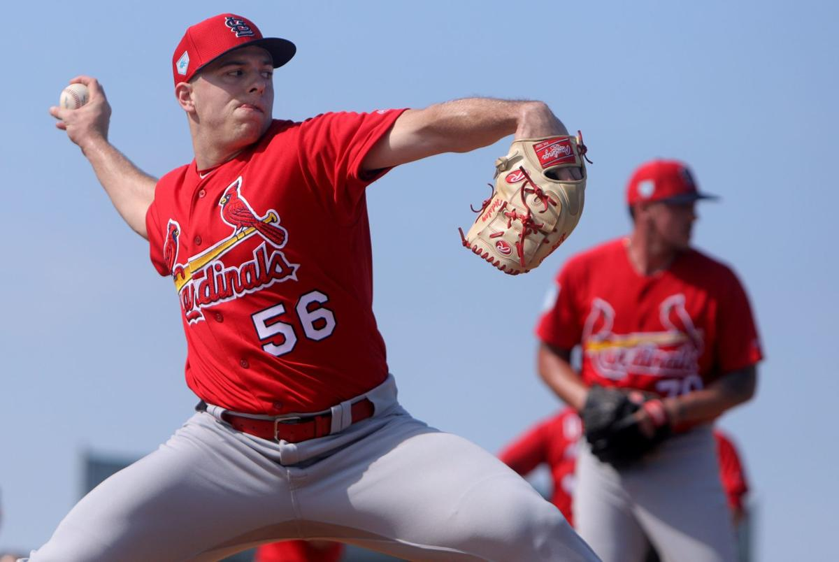 Cards add power arms Martinez and Helsley to replace Gregerson and Leone in bullpen