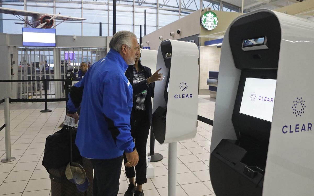 New scanners will shorten the lines at Lambert