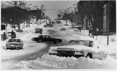 Monster 1982 snowfall