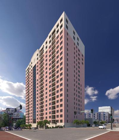 HBE Corp. Clayton condominium building