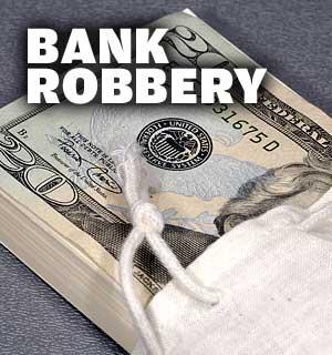 Generic Bank robbery image