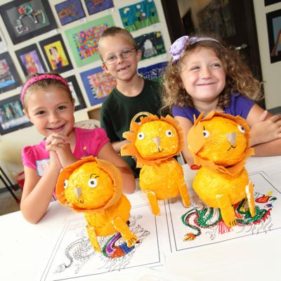 Foundry holding art summer camps