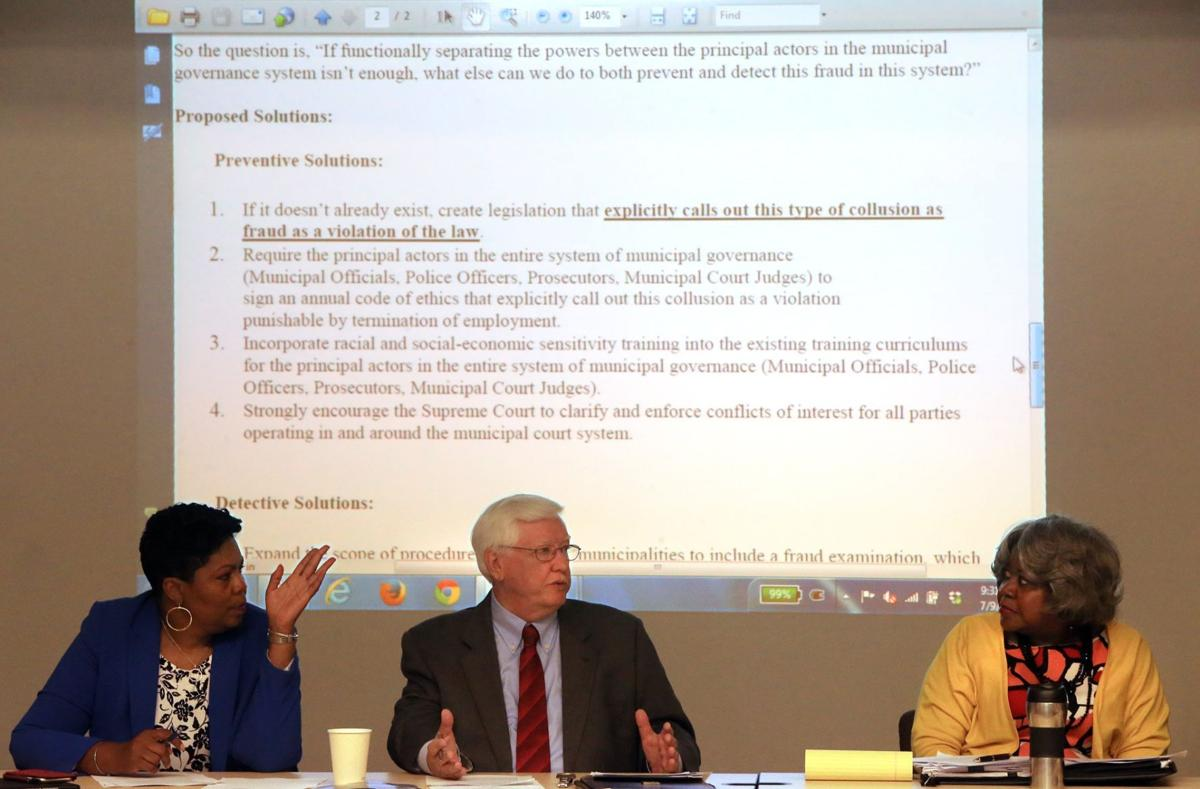 Ferguson Commission group meets to eke stronger recommomendations