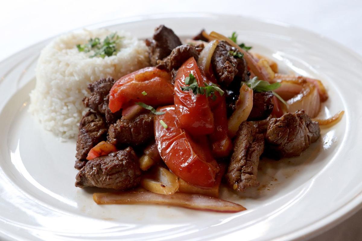 Dining review - Cocina Latina