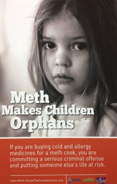 Campaign fights meth-making