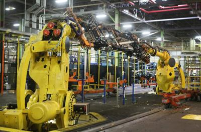 The GM Wentzville Plant Depends on Robots
