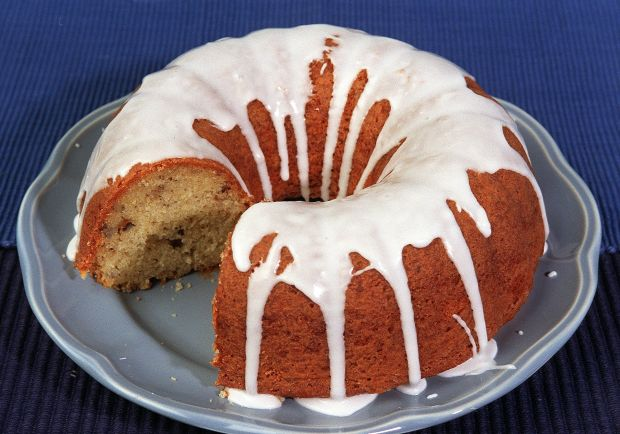 Black Walnut Bundt Cake