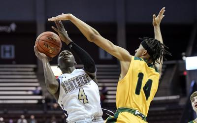 Rock Bridge roars past CBC in Class 5 final for first state