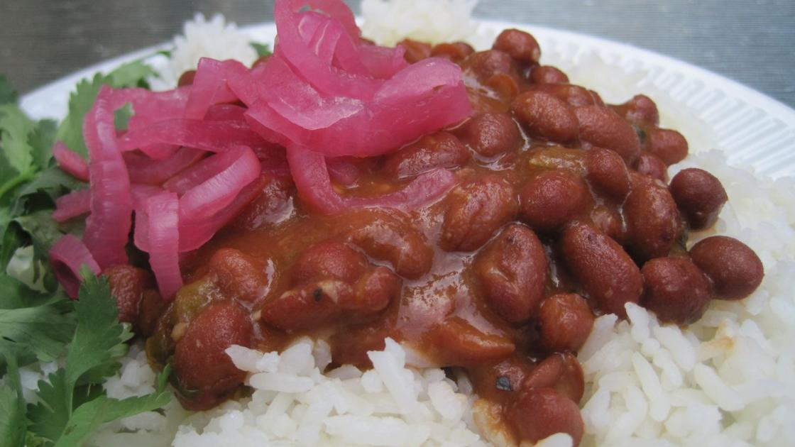Spices make red beans and rice dish from Mayo Ketchup 'full-flavored, not hot'