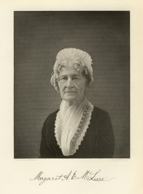 Margaret McLure