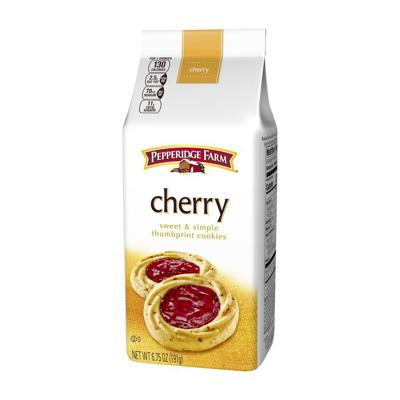 Best Bites: Pepperidge Farm's Cherry Thumbprint Cookies