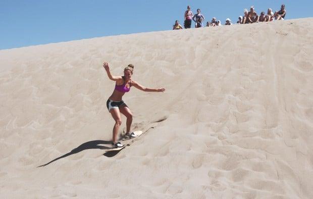 Slide Or Hike Huge Sand Dunes In Colorado Travel
