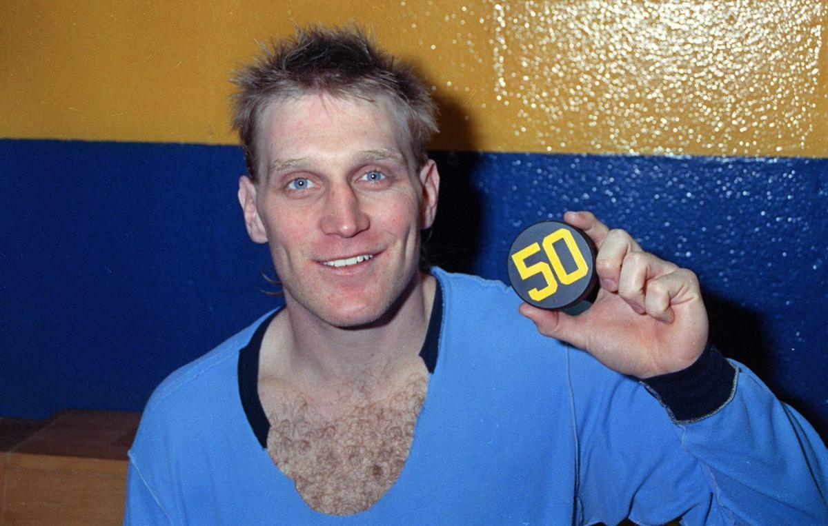 1990 Brett Hull