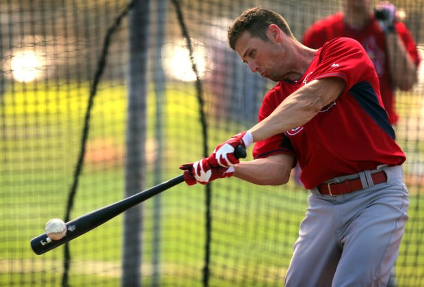 First Full Squad Workout For Cardinals Gallery