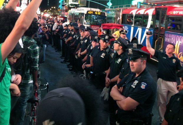 Police Shooting Missouri Vigils