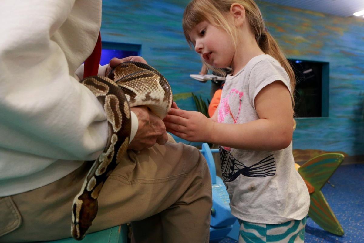 Zoo preschool inaugural class