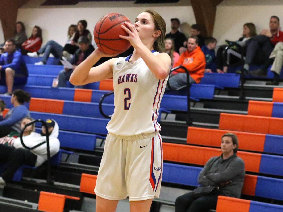Hancock vs. Valley Park girls basketball