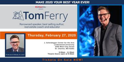 Tom Ferry Live in St. Louis, February 27, 2020