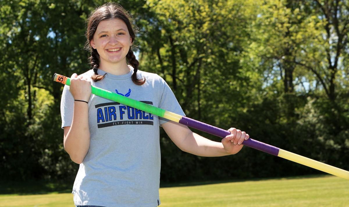 Faith Schmidt, Cor Jesu Scholar Athlete