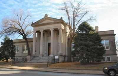 Carondelet library branch