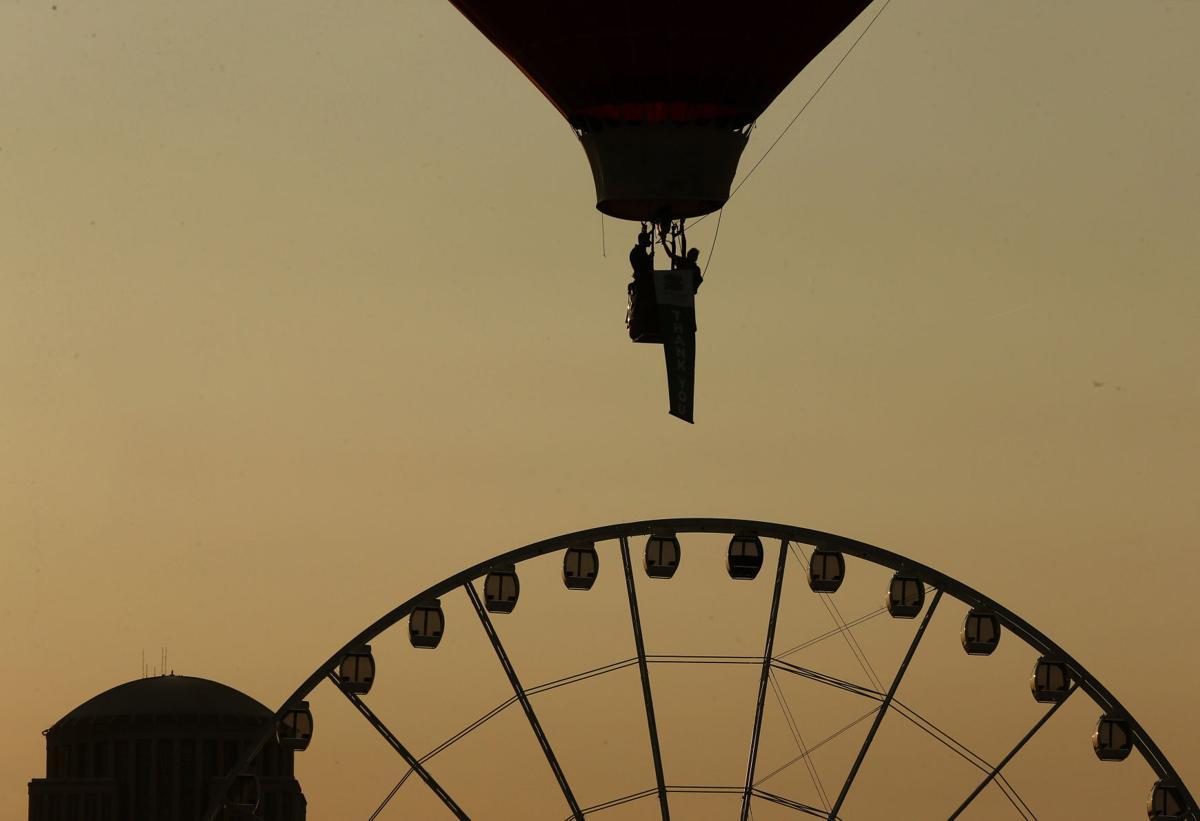 Lift Up St. Louis replaces Forest Park Balloon Race