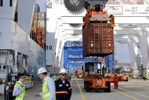 US Trade Deficit Widens Less than Anticipated in July