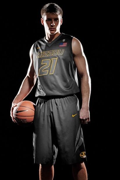 best sneakers d90a9 86332 Mizzou's new basketball jersey. | | stltoday.com