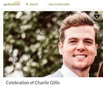 Charlie Gillis gofundme