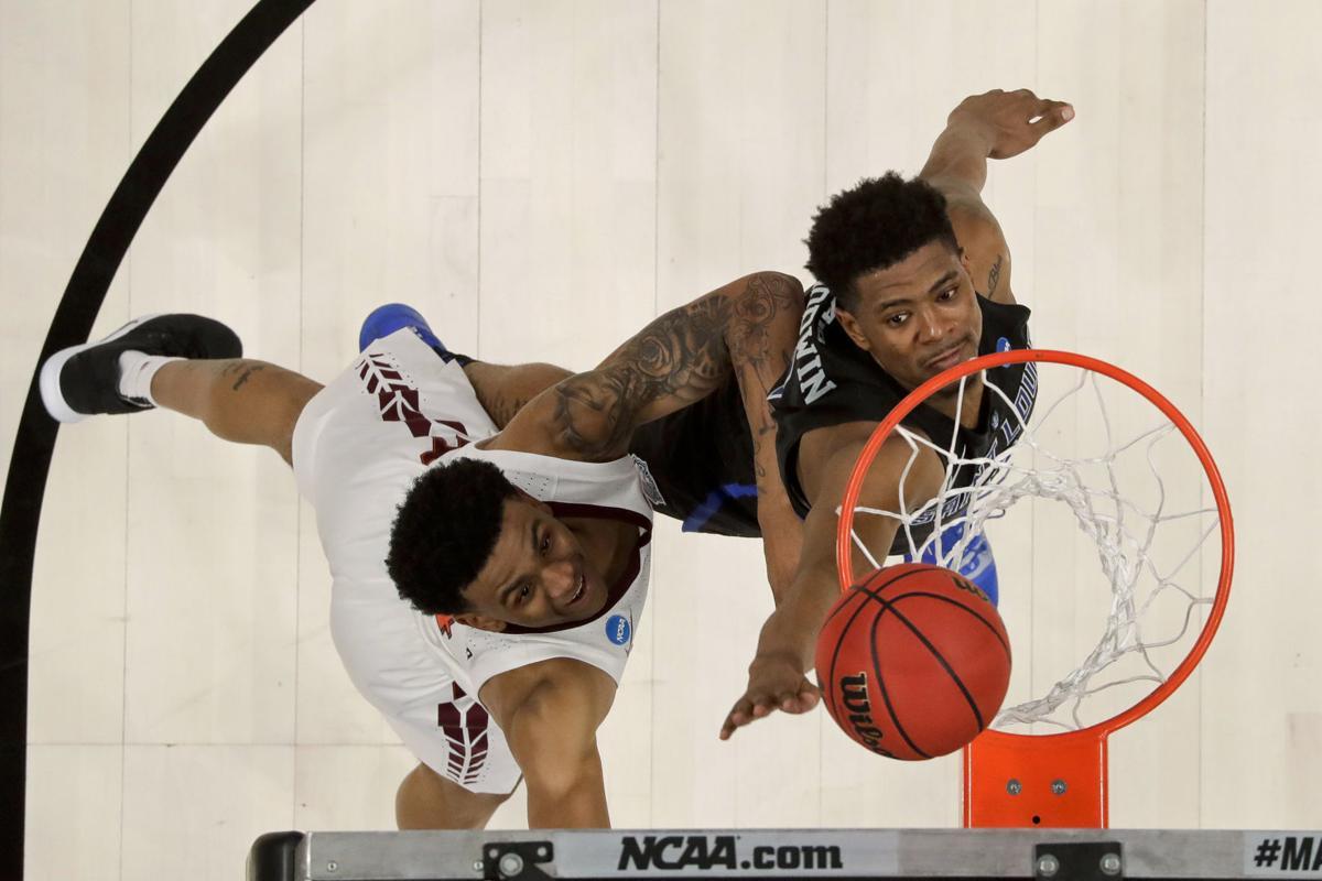 NCAA Saint Louis Virginia Tech Basketball