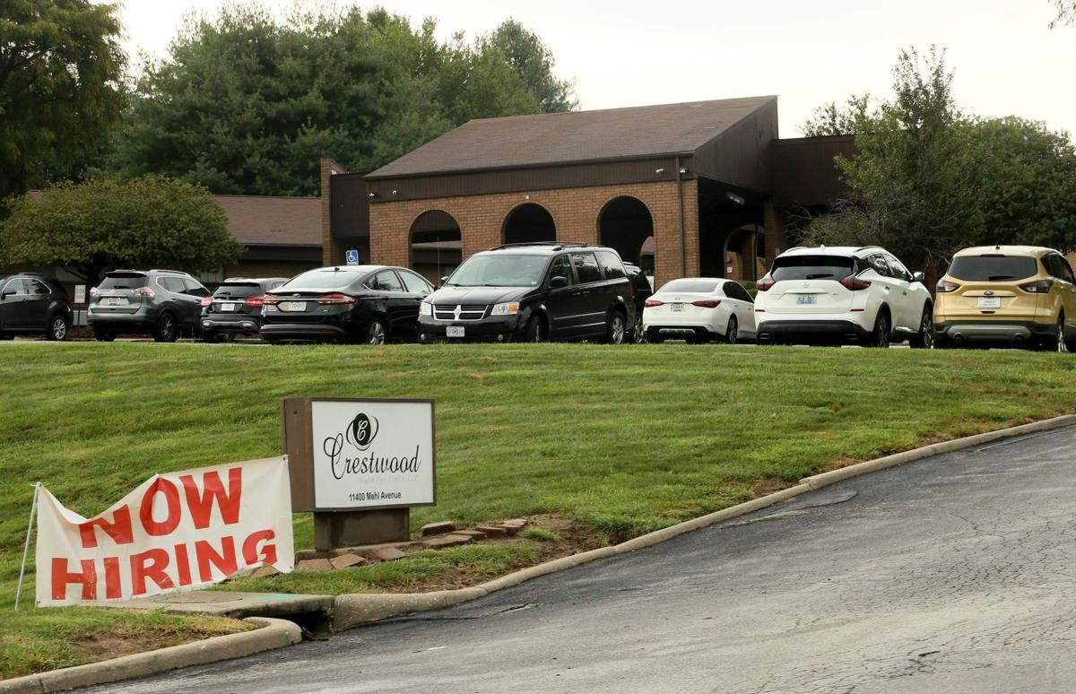 Crestwood Center worker one of few vaccinated among staff