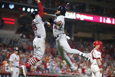 APTOPIX Cardinals Reds Baseball