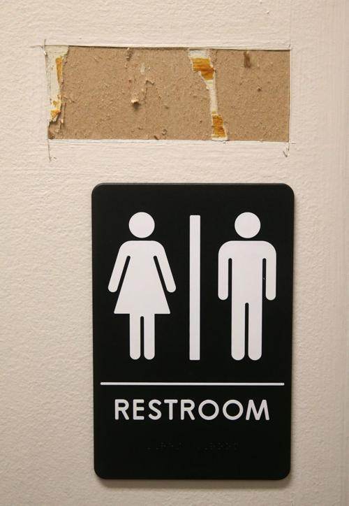 Single-stall bathrooms now gender neutral in St. Louis County government